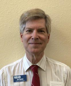 Jeff Griggs - Badgemeister - Republican Club of Lakeland