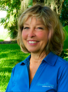 Marilyn Paul, Executive Director Options for Women